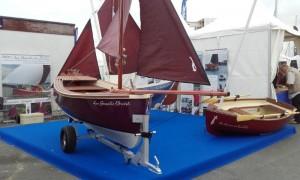 petit voilier transportable insubmersible