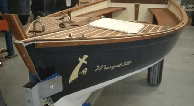 canot breton Morgat 320 Gazelle des Sables