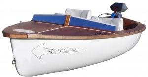 Petit bateau transportable gazelle des sables 3