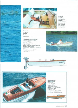 Mini Riva Yachting Classic