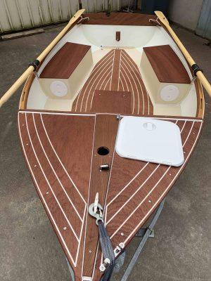 taille cockpit petit voilier Morgat